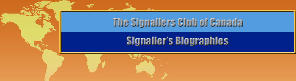 Signallers Biography